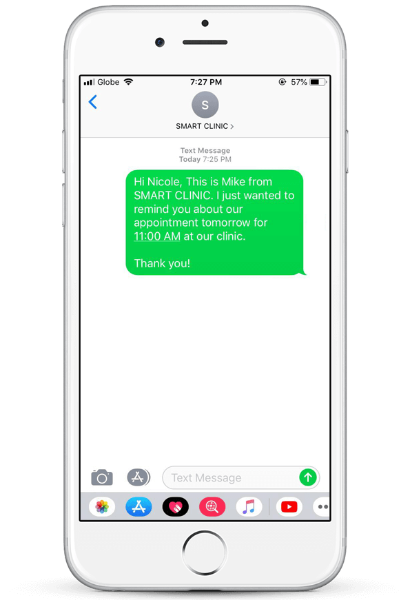 Engage with automated reminders